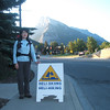 7:15 am Depart from Brewster Transportation Centre for the ground transfer from Banff to the Admant Helipad.