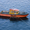 Pilot boat at Port Adelaide in South Australia.