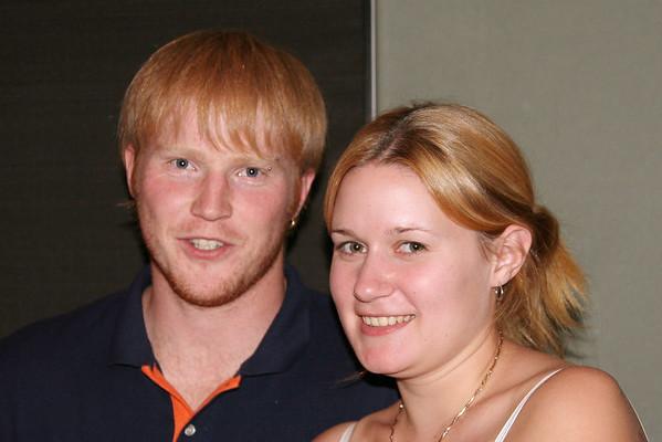 Ben & Jess at Estia.
