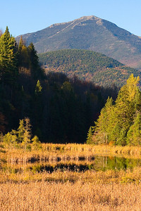 Whiteface Mountain, the side without the ski slopes