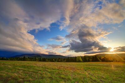 Adirondacks: TEE Leave 2012