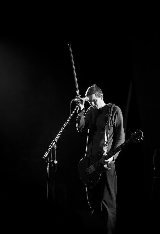 Jonsi, the singer of Sigur Ros.
