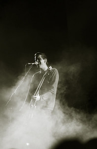 Jonsi, the singer of Sigur Ros.