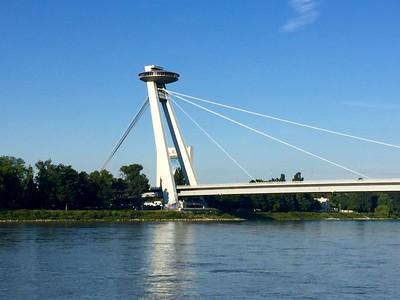 2 August 2016: Day 6 - Bratislava, Slovakia - ABD Danube River Cruise