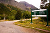 The first oil well in western Canada is on the road leading to Cameron Lake in Waterton National Park.