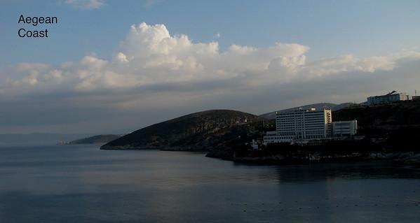 Aegean Coast End