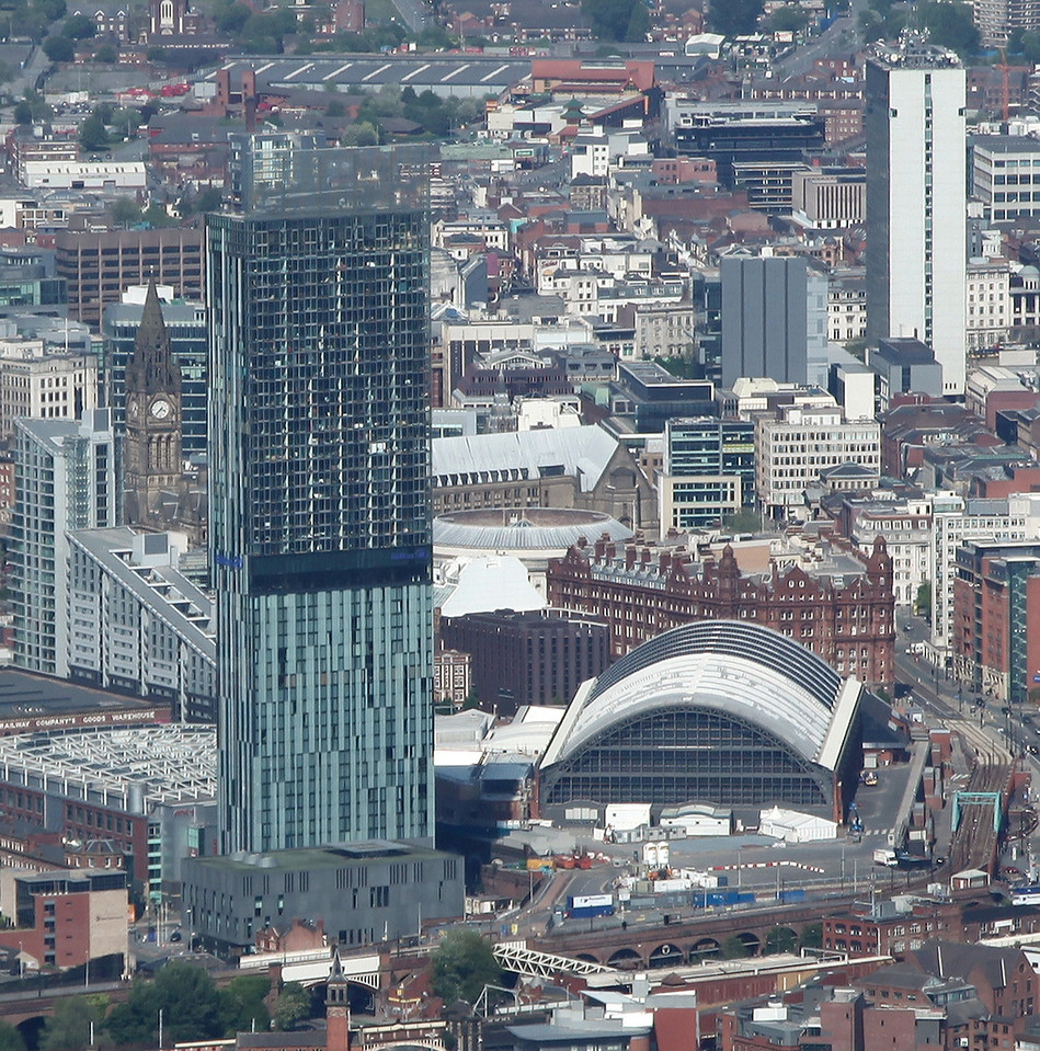 Beetham Tower & Great Western