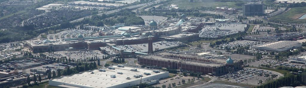 Trafford Center Panorama