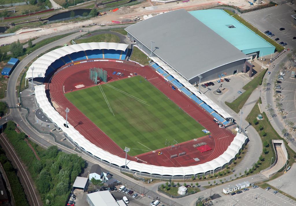Sports City Athletics Track