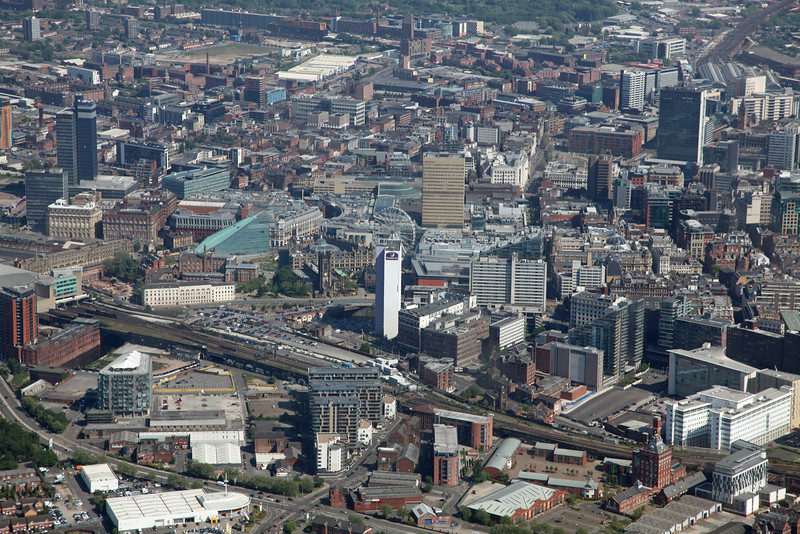 Manchester & Salford Border