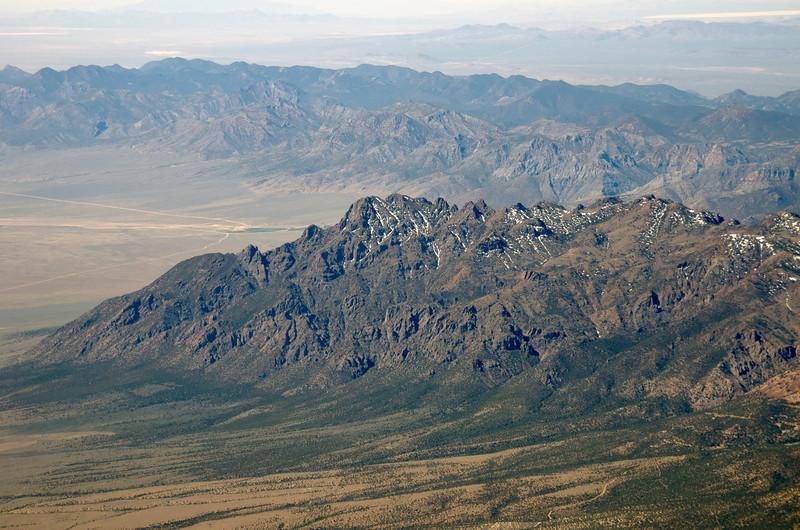 Nevada Mountains