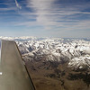 Crossing the Sierra Nevada Mountains
