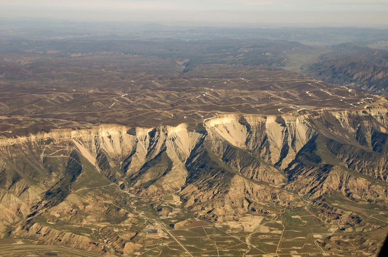 Plateau in Eastern Utah
