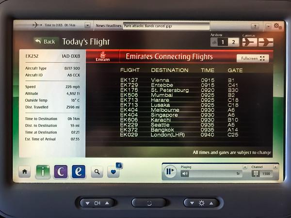 Ready to land in Dubai