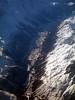 Chamonix Valley (in Italy, Valle d'Aosta/Vallée d'Aoste) from the plane, travelling from Genoa to London. To the left the Mont Blanc - Monte Bianco, the highest peak in Europe.<br /> <br /> La valle di Chamonix fotografata da un aereo della Ryanair, in volo da Genova verso Londra. Sulla sinistra il massiccio del Monte Bianco.