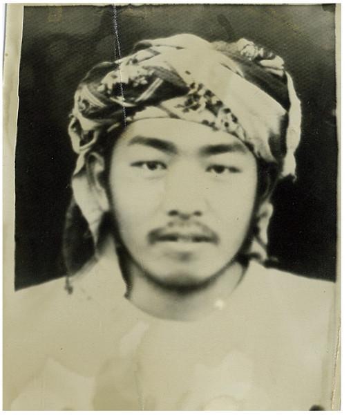Haruki's I.D. photo.