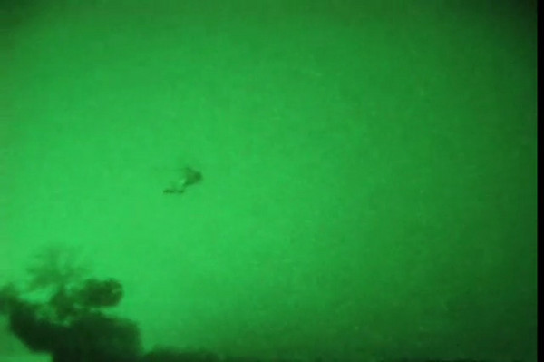 Night Ops in Afghanistan