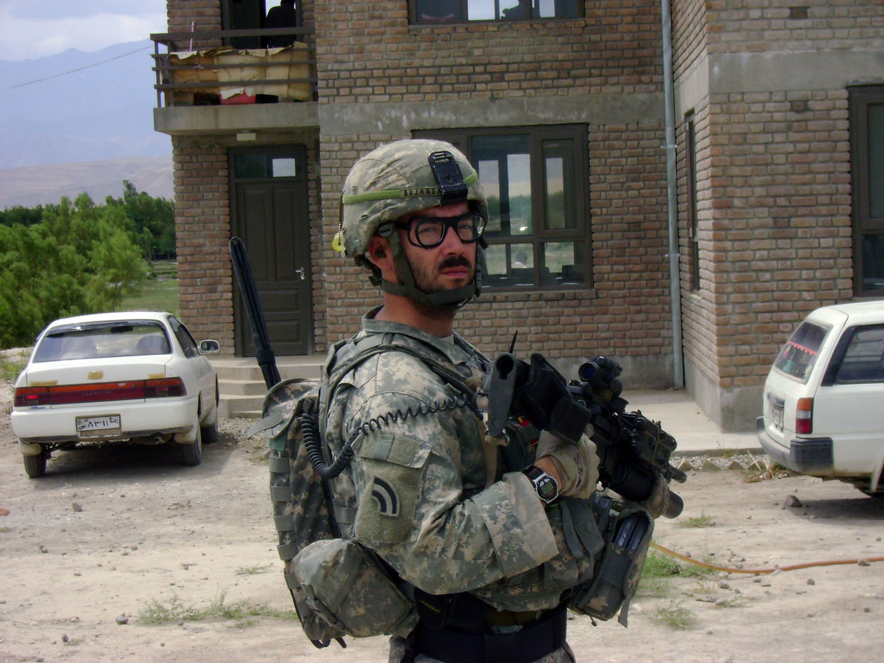 Provicial Reconstruction Team, Nangarhar, Jalalabad, Afghanistan, Video, PRT, JBAD, FOB, FOB FinleyShields, Finley Shields, FOB, PRT 7, Civil Affairs, 158th, sky soldier, lucky 7, Military, Air Force, Army, 158th AZ Army National Guard