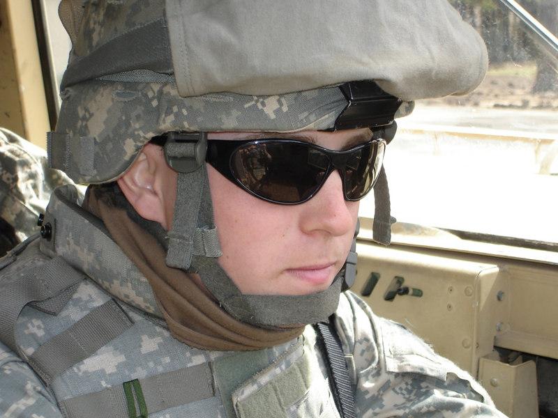 158th AZ Army National Guard