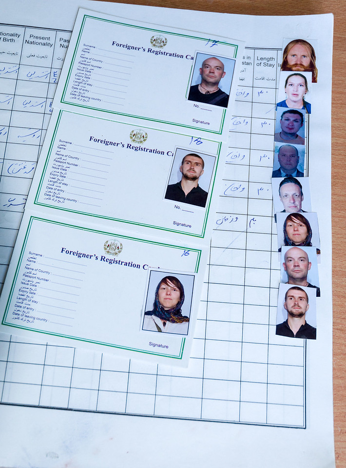 Afghan registration