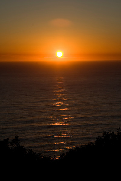Final Cape Town sunset...until next week.