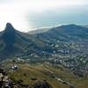 From the top of Table Mountain