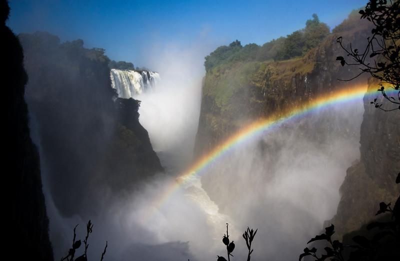 Devil's Cataract, Victoria Falls