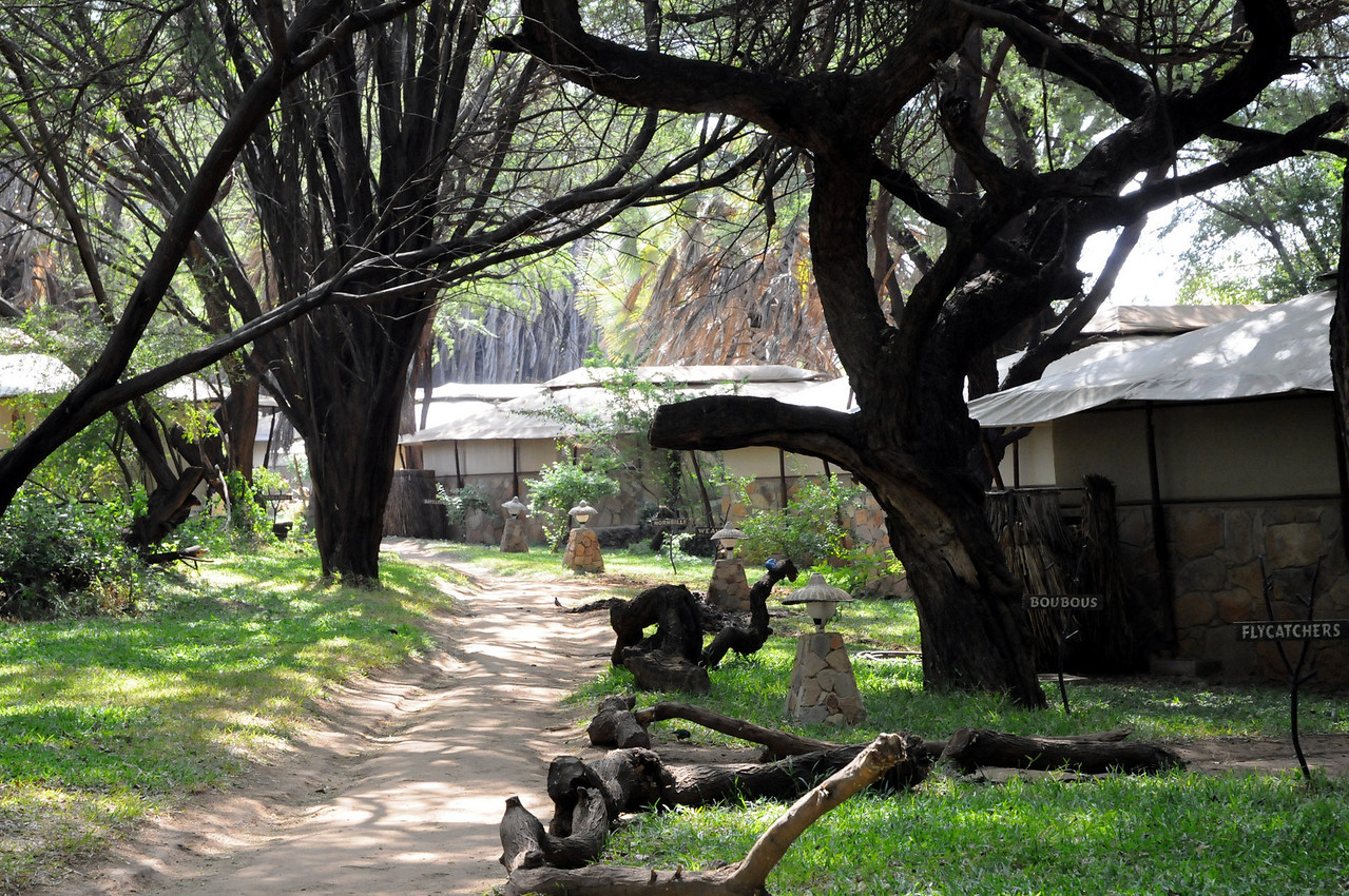 Larsens Tented Camp
