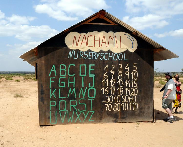 Samburu Nursery School