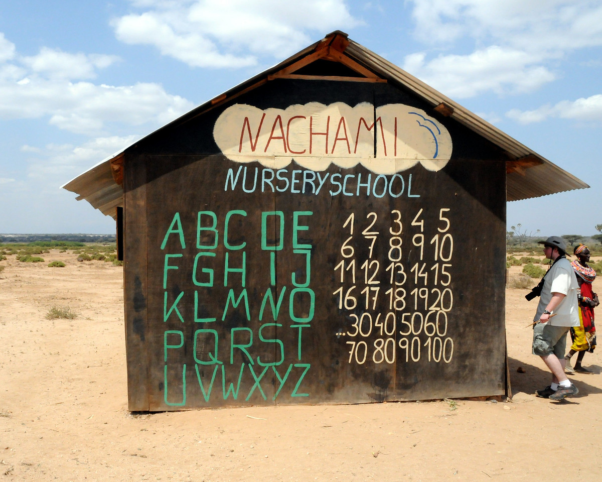 Samburu Nursery School