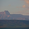 "We were at the northern end of the Drakensberg. The Zulu name for the range translates to ""barrier of spears""."