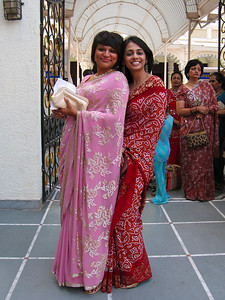 Anisha and Shivani