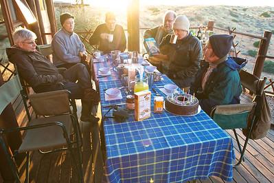 Jenny's Birthday, Kalahari Tented Camp, Kgaligadi Transfrontier Park, South Africa