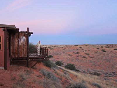 Kieliekrankie Wilderness Camp, Kgaligadi Transfrontier Park, South Africa