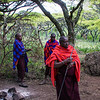 Ole Dorup describes the classic Maasai spear, carried by the warriors.