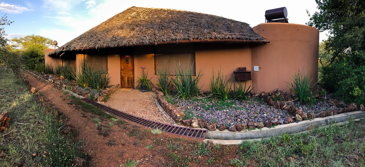 Our suite at Mbalageti