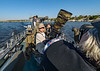 CNP custom photography boat on Chobe