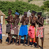 Like the San, the Himba love to play games, dance, and sing.