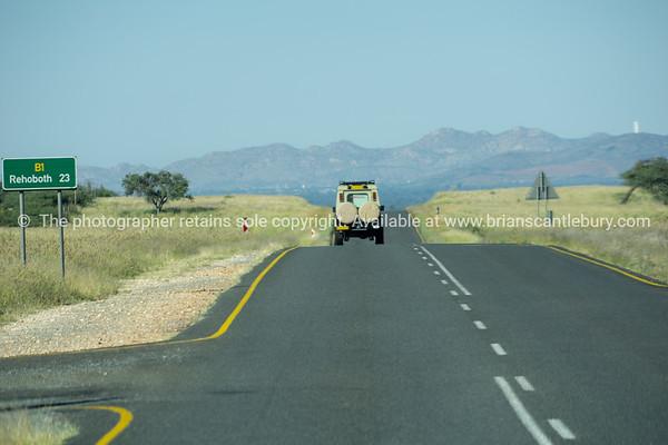 Heading to Rehoboth, on safari