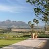 Winetasting at Asara Vineyards near Stellenbosch, South Africa