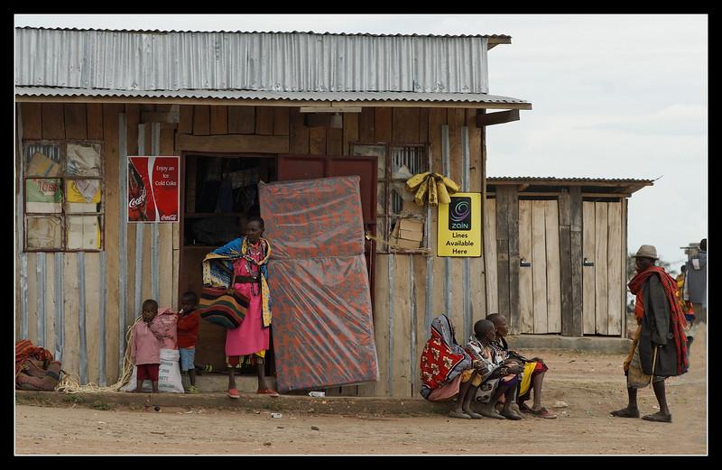 Market Day, Aitong, Kenya, 2009