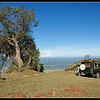 Breakfast on Aitong Hill, Kenya, 2009