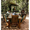 Lunch, Kicheche Mara Camp, Kenya, 2009