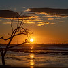 Sunset on the Chobe River.