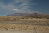 Heading into the Namib Desert, the last significant geological formation is the Brandberg massif