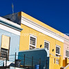 """The colourful terrace homes in the Malay Quarter, Bo-Kaap, Cape Town. SEE ALSO:  <a href=""""http://www.blurb.com/b/685976-africa"""">http://www.blurb.com/b/685976-africa</a>"""