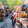Street market Capetown