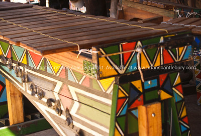 Colourful musical instrument, SEE ALSO: www.blurb.com/b/685976-africa