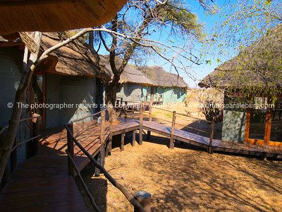 Living Quarters, Tree Frog Lodge. SEE ALSO: www.blurb.com/b/685976-africa