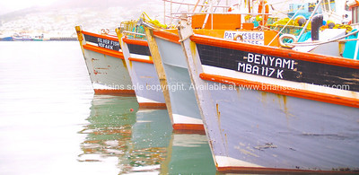 Fishing Boats, Cape Town. SEE ALSO: www.blurb.com/b/685976-africa